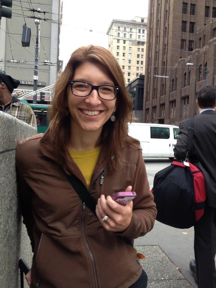 Maria Burnham, SRRH Library Media Specialist