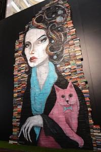 'Discarded Romance' by Mike Stilkey