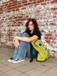 Girl with bag 5