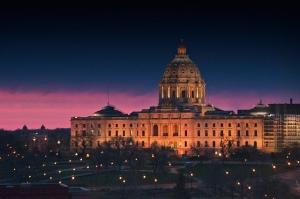 Capital Sunset