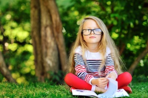 Book - child